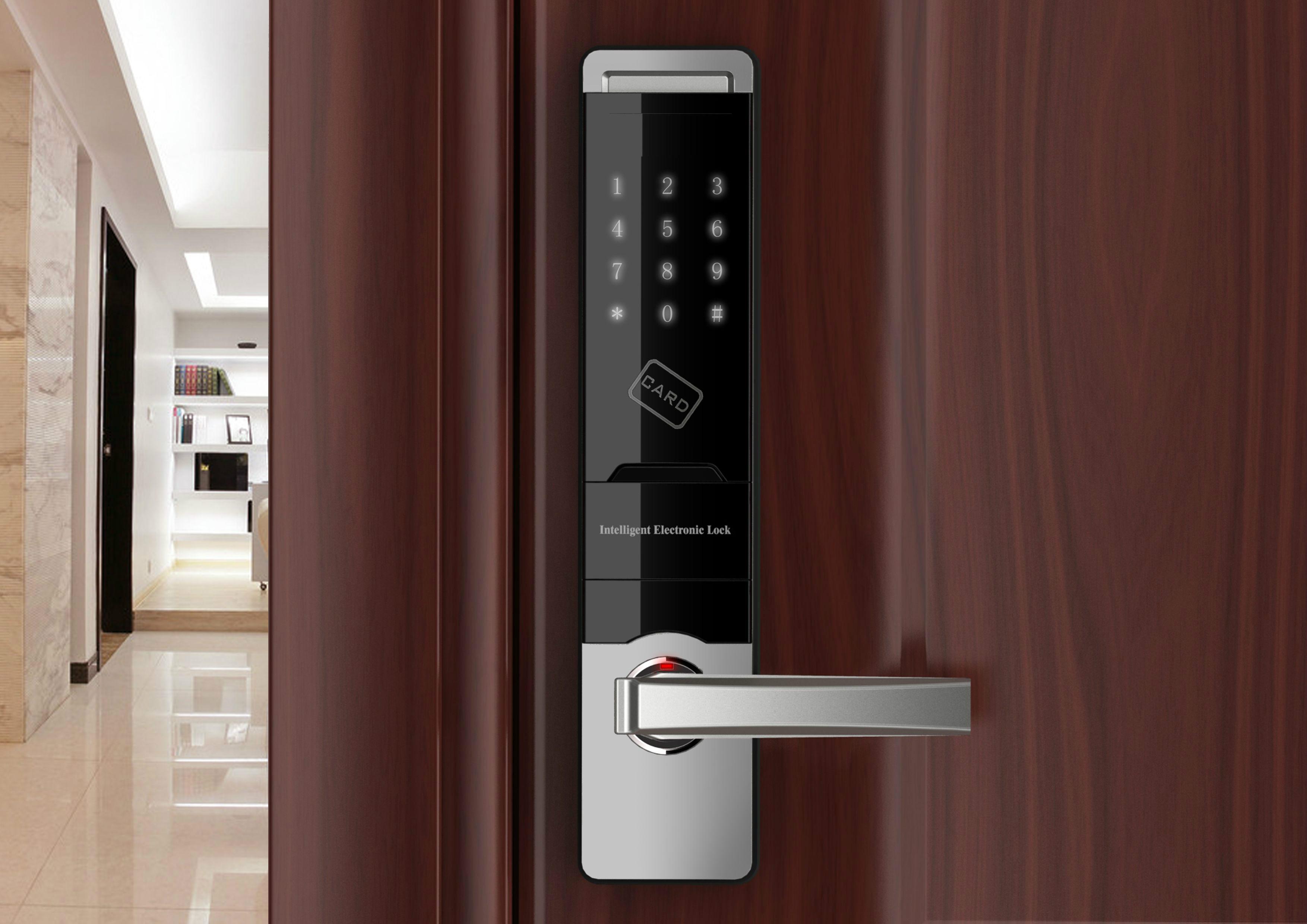 Двери и электронные замки