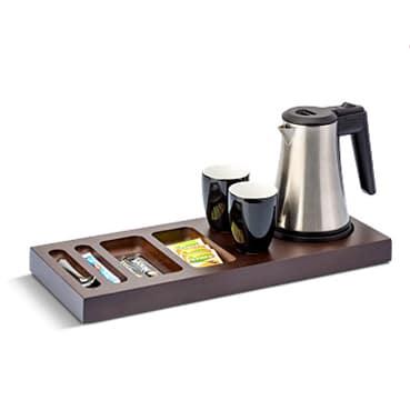 Чайный набор с подносом