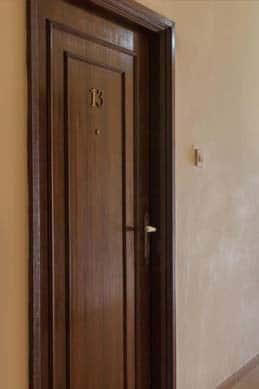 Двери противопожарные со звукоизоляцией