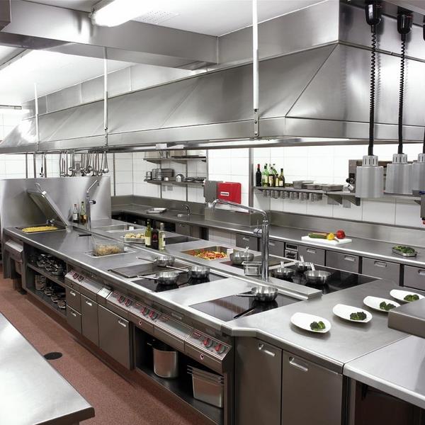 Технологическое оборудование кухни