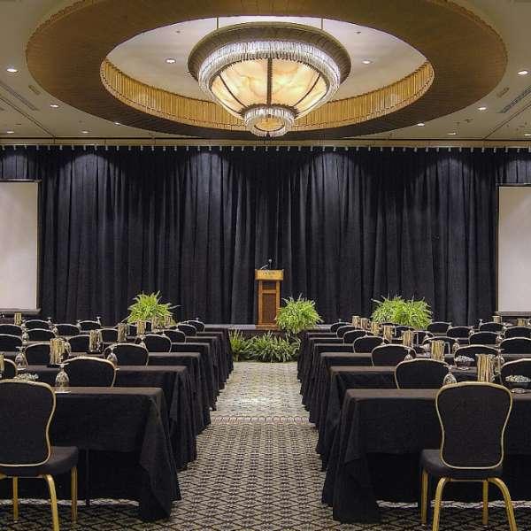 Оборудование и мебель для конференц-залов